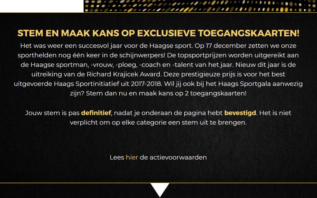 Haagssport Gala